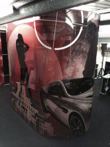 007 James Bond Photo Booth