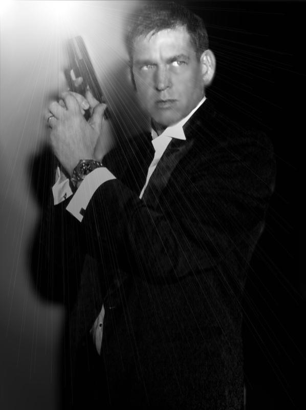 James Bond 007 Themed Event