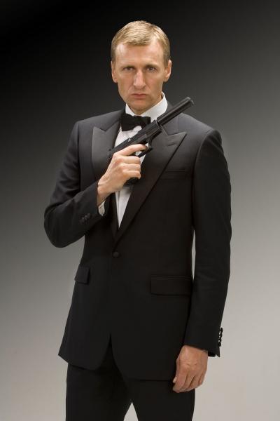 James Bond Look A Like