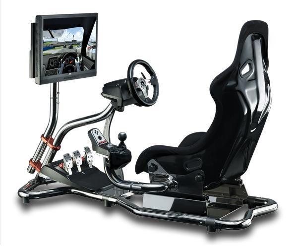 racing car simulator vision racer hire. Black Bedroom Furniture Sets. Home Design Ideas