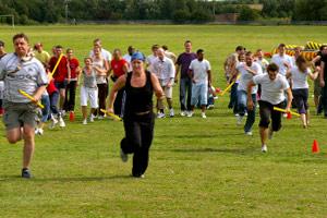 school-sports-event