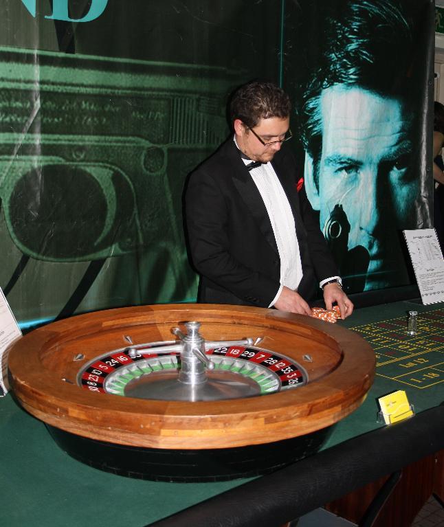 James Bond 007 Themed Event James Bond Theme Party
