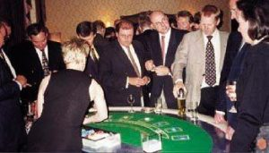 casino night hire