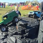 Land Rover Remote Control Car Hire