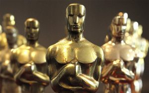 Theme party propos - Oscar statues