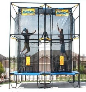 aeroball hire outdoor events