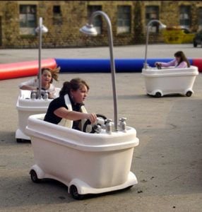 Corporate Team Building Events - Motorized Vehicles