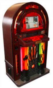 jukebox hire - digital Americana