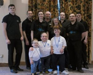Some of the team at Little People UK