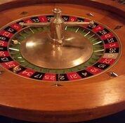 Las vegas themed party - Roulette