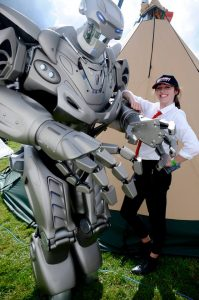 Promotional Robot