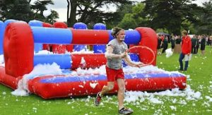Its a knockout team building event