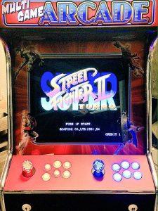 Classic Arcade Machine Hire