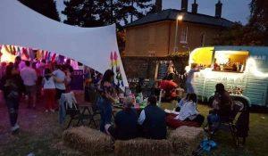 festival tent hire