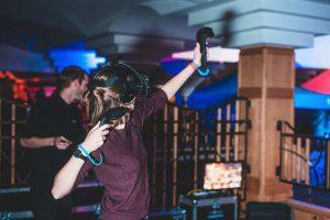 Virtual reality VR hire