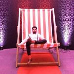giant deck chair rental