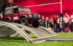 RC car rental for events